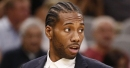 Shannon Sharpe reacts to Kawhi Leonard not returning to Spurs after being medically cleared (VIDEO)