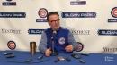 Joe Maddon on Jon Lester, Cubs' roster