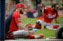 There's a Jayson Werth-shaped hole in the Nationals' clubhouse