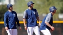 Hosmer's place in order not as important as place on base