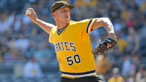 Pirates' Jameson Taillon a 'different person' after cancer surgery | CBC Sports