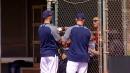 San Diego Padres Working in New 1st Baseman Eric Hosmer