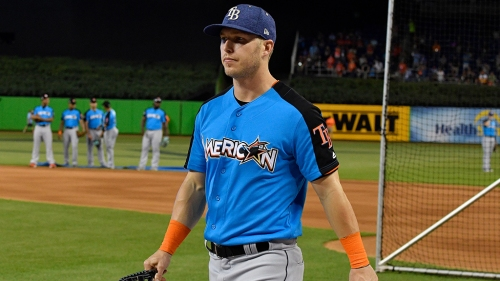Pirates Acquire All-Star Outfielder Corey Dickerson From Rays
