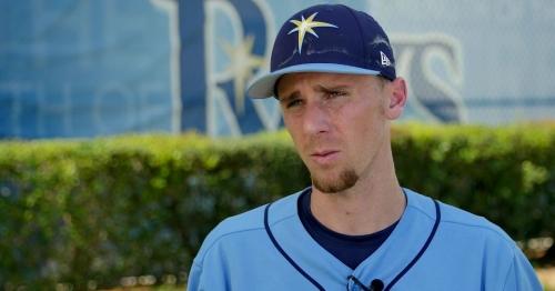 'Inside the Rays: Spring Training' digital exclusive: Matt Duffy (VIDEO)
