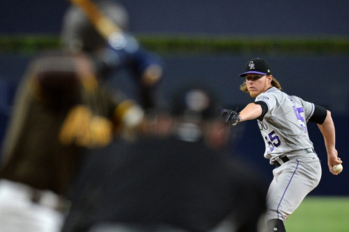 Taking aim at their first NL West title, Rockies will go as pitching goes