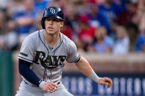 Pittsburgh Pirates acquire OF Corey Dickerson in trade with Tampa Bay Rays