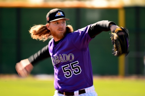 Rockies podcast: Jon Gray and the Wolfpack