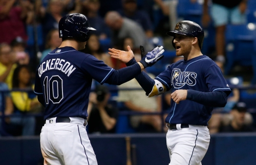 Pirates Bolster OF By Acquiring Corey Dickerson