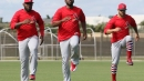 Cards will ease regular outfielders into spring games; no timetable for Carpenter's return