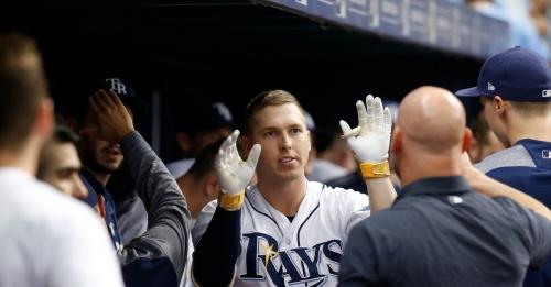 Rays trade Corey Dickerson to Pirates