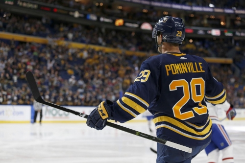 Sabres' Pominville remembers when he was dealt on Trade Deadline Day