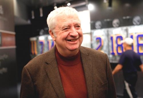 Rick Jeanneret bobblehead raises $74,000 for charity
