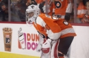 Petr Mrazek will make his Flyers debut tonight against the Blue Jackets