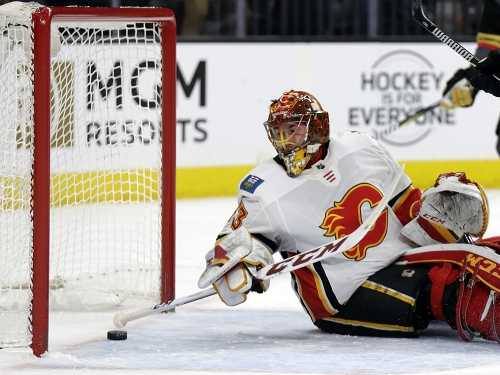 'We need to get going,' says coach as Flames lose ground in playoff race