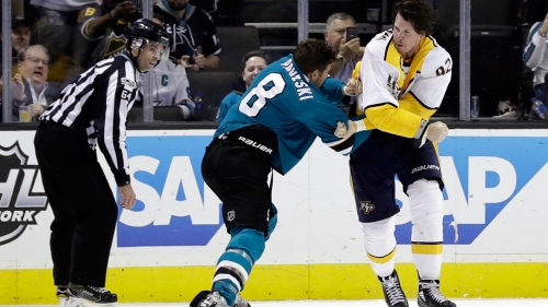 Making the case for the Sharks-Predators rivalry