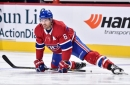 Canadiens' Shea Weber to undergo foot surgery, miss rest of season