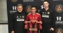 Ezequiel Barco rated one of the best young players in world soccer by Italian newspaper