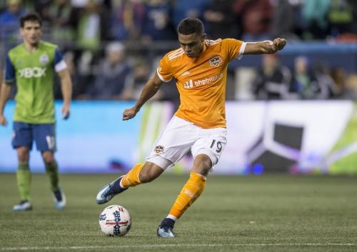 Mauro Manotas ready to improve Houston Dynamo 4-3-3