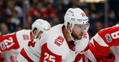 Wings vs. Sabres: Updates, Lineups, Keys to the Game