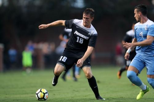 Dynamo draft pick Mac Steeves impresses with scoring talent