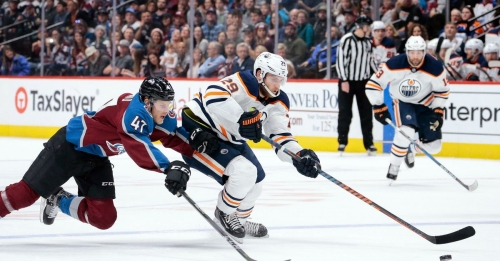 Colorado Avalanche Game Day: Edging the Oilers