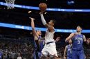 Knicks 120, Magic 113: Scenes from the Trey Burke/Frank Ntilikina 2-PG dynamic duo