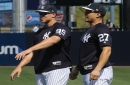 Giancarlo Stanton bats second for NY Yankees in first spring training game against Tigers