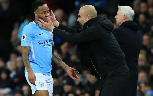 Raheem Sterling in the dark over new Manchester City contract