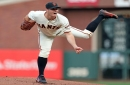 Giants pregame: Pence scratched with sore neck, plus lineups