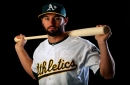 Former Giants top prospect hopes to revitalize career with A's