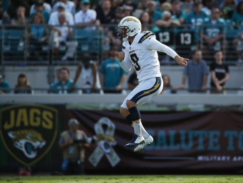 Chargers 2018 free agency: Should team re-sign Nick Novak?