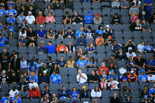 Los Angeles Chargers Reportedly Bought Over 350k Fake Twitter Followers Since Moving Team