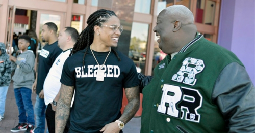 Jason Verrett Gives Former High School a Day to Remember