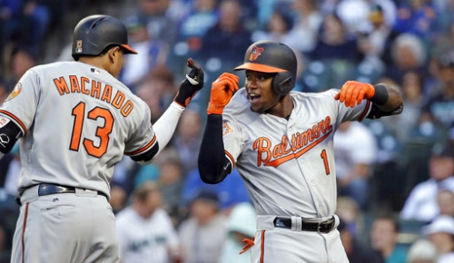 Orioles' Beckham making move from shortstop to third base