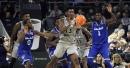 Seton Hall defeats Providence in wacky Big East affair