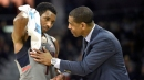 UConn Men's Notebook: Jalen Adams Sits This One Out