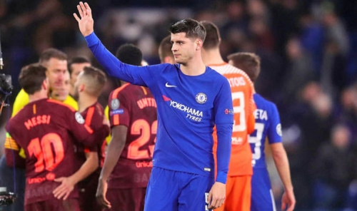 Chelsea ace Alvaro Morata furious after Barcelona clash, regrets Real Madrid exit - claims