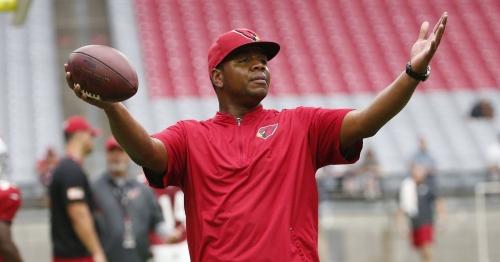 Cardinals' Byron Leftwich is a quarterbacks coach without quarterbacks – for now
