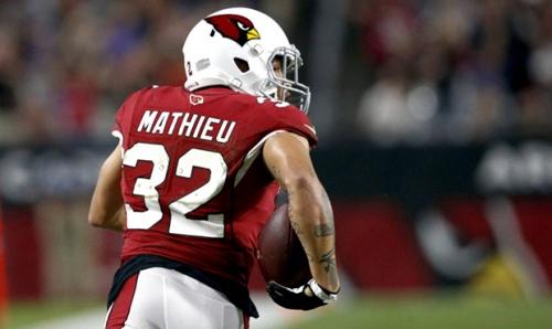 NFL.com: Cardinals' Tyrann Mathieu a trade candidate to watch