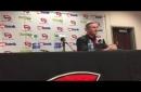VIDEO: WKU coach Rick Stansbury on guard Josh Anderson