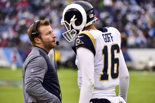 Rams need to avoid pressure of taking step back in 2018 after becoming contenders