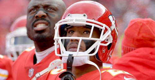 Report: Chiefs will trade Marcus Peters to Rams