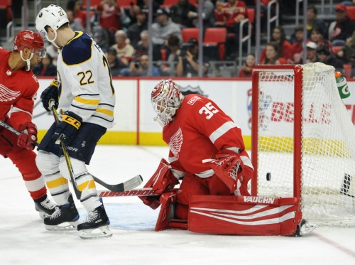 Scandella scores in OT to give Sabres 3-2 win over Red Wings