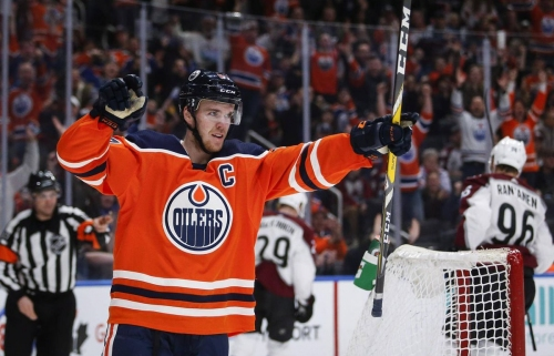 Connor McDavid scores winner as Oilers beat Avalanche 3-2 in overtime