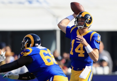 If the Eagles are the template to follow, then what about Rams backup Sean Mannion?