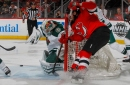 Devils blow 2-goal lead in loss to Wild | Rapid reaction