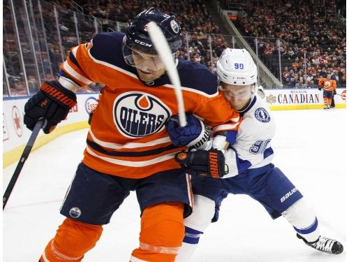 Face injury sends Andrej Sekera to Edmonton Oilers injured reserve