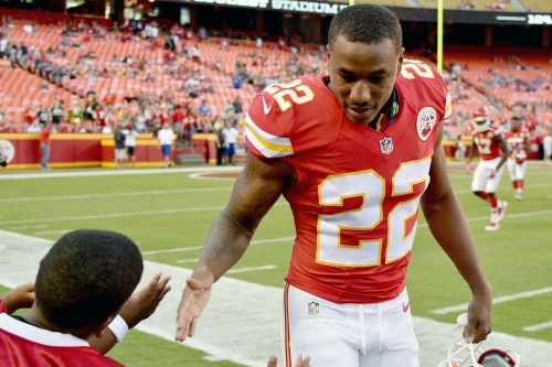 Chiefs expected to trade CB Marcus Peters to Rams, per reports