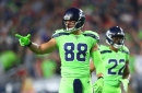 Seahawks TE Jimmy Graham did his red zone damage against inferior competition