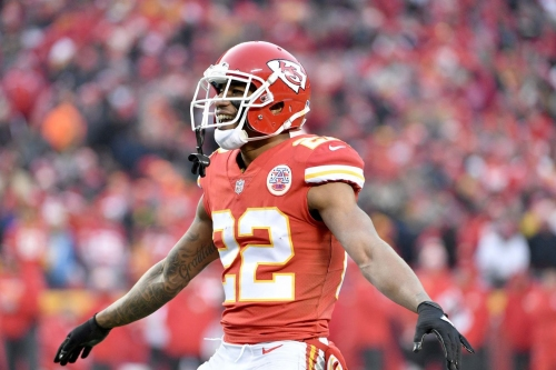Report: Kansas City Chiefs to trade Marcus Peters to Los Angeles Rams